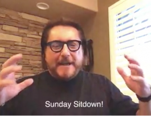 It's Eroded Over Time: Sunday Sitdown