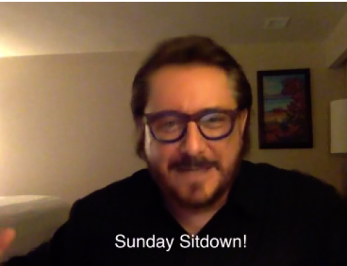 Sunday Sit-down: January 27, 2018