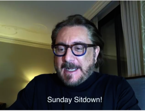 Sunday Sit-down: February 12, 2018