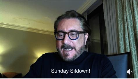 Sunday Sit-down: February 12, 2018